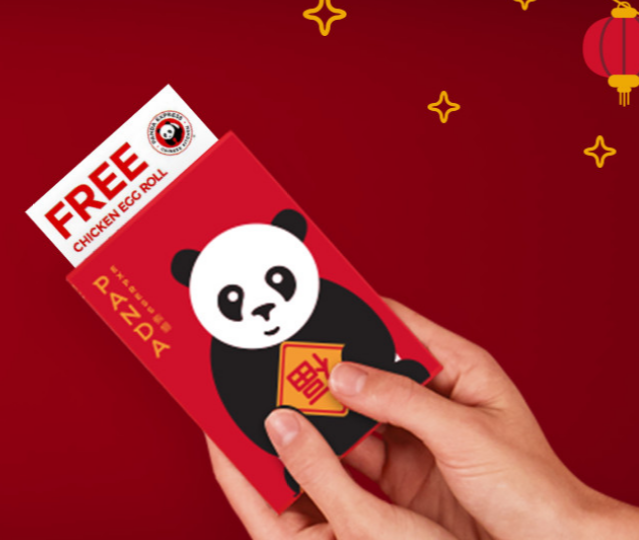 Panda Express – FREE Chicken Egg Roll and Dr. Pepper On 2/05/19