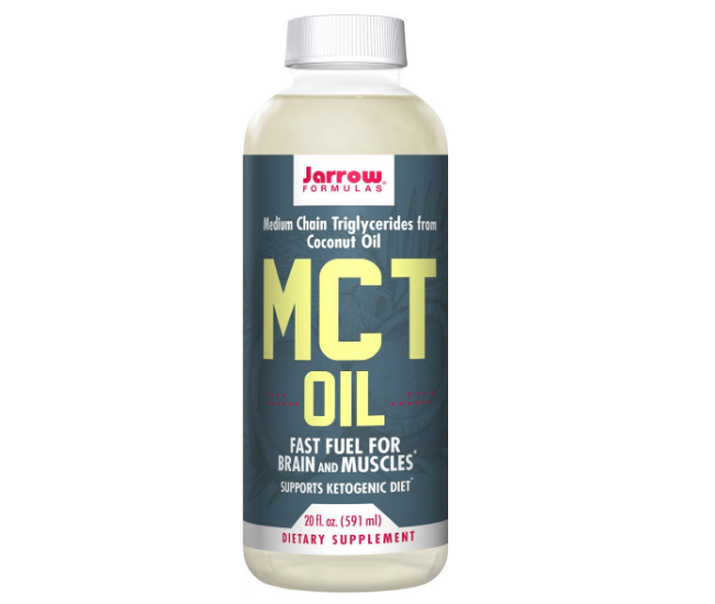 Walmart – Jarrow Formulas MCT Oil Supports Brain and Muscles Only $12.50 (Reg $18.89) + Free Store Pickup