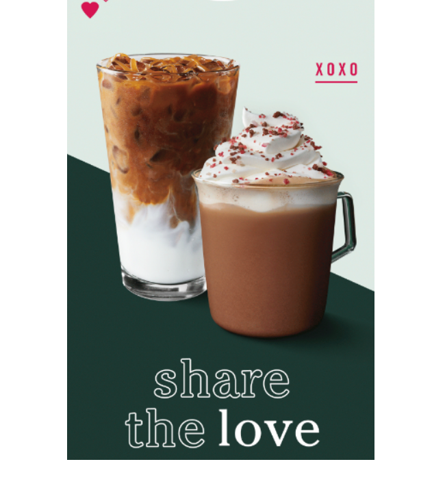 Starbucks – BOGO Free Handcrafted Espresso Drinks (Today Only, 3PM-Close)
