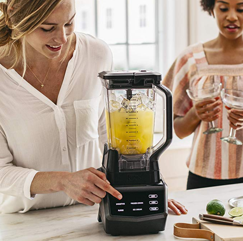 Amazon – Ninja Smart Screen Blender with Touchscreen Display Only $61.99, Reg $129.99 + Free Shipping!
