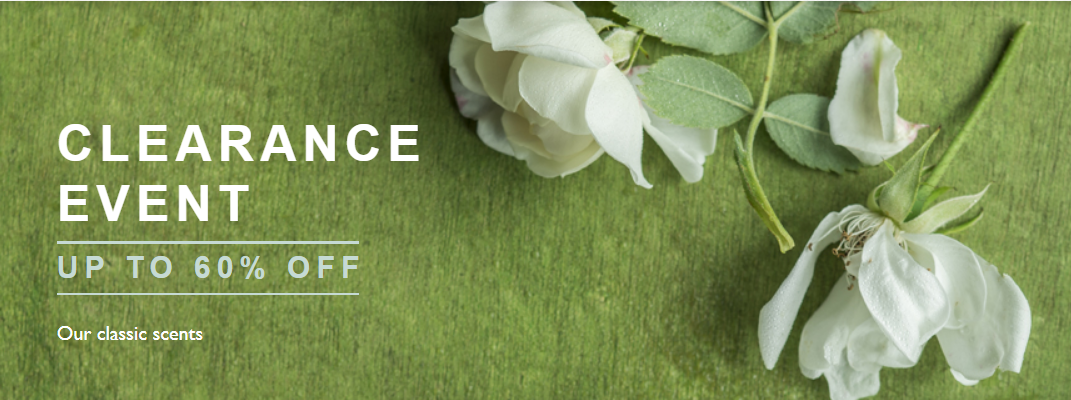 Crabtree & Evelyn – Up to 60% Off Clearance Event + Free Shipping!