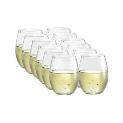 Walmart – Luminarc 12-piece Stemless Wine Glasses Boxed Set Only $9.97 (Reg $11.97) + Free Store Pickup