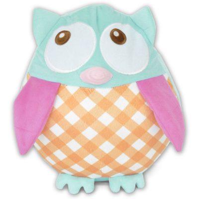 Walmart – Better Homes & Gardens Kids Plaid Owl Pillow Only $9.97 (Reg $11.88) + Free Store Pickup