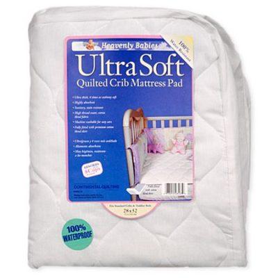 Walmart – KID-DING – Waterproof Ultra-Soft Quilted Crib Mattress Pad Only $15.99 (Reg $30.23) + Free Store Pickup