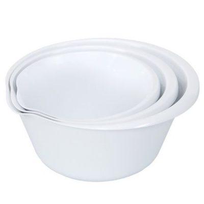 Walmart – Mainstays 3pc Mixing Bowl Set Only $5.92 (Reg $7.92) + Free Store Pickup