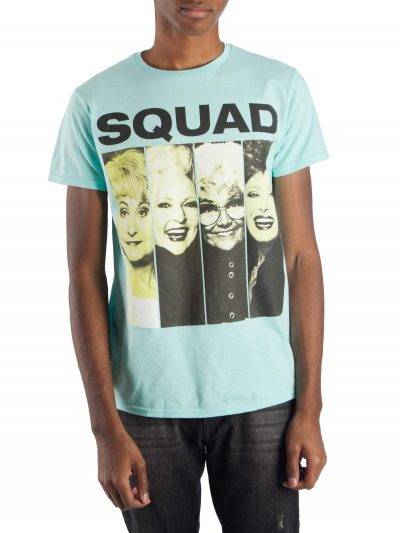 Walmart – Movies & TV  Men's Golden Girls Squad Tee Only $8.87 (Reg $10.87) + Free Store Pickup