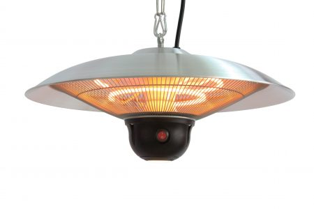Walmart – EnerG+ Infrared Electric Hanging Outdoor Heater Only $143.99 (Reg $159.99) + Free Shipping