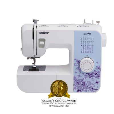 Walmart – Brother Lightweight Sewing Machine with 27 Stitches Only $85.99, Reg $144 + Free Shipping!
