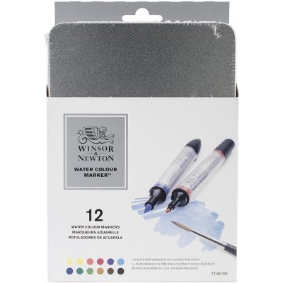 Walmart – Winsor & Newton Water Colour Marker Set Only $31.99 $35.53 + Free Store Pickup
