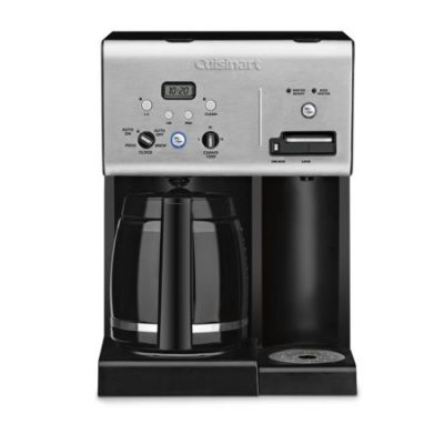 Walmart – Cuisinart Coffee Makers Coffee Plus™ 12 Cup Programmable Coffeemaker Only $71.99 (Reg $99.95) + Free 2-Day Shipping