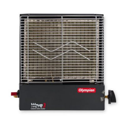 Walmart – Camco Olympian RV Wave-3 LP Gas Catalytic Safety Heater Only $180.00 (Reg $212.99) + Free 2-Day Shipping