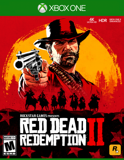 Walmart – Red Dead Redemption 2 Rockstar Games Only $39.88 (Reg $59.99) + Free 2-Day Shipping