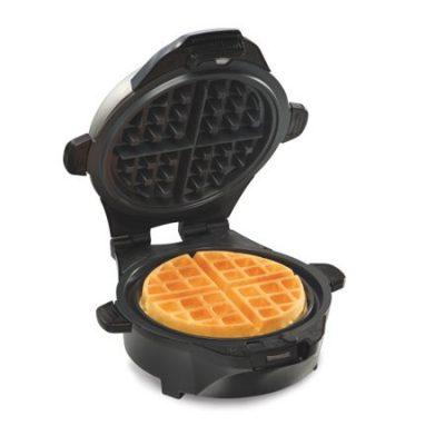 Walmart – Hamilton Beach Deep Dish Belgian Waffle Maker Only $17.88 (Reg $24.94) + Free Store Pickup