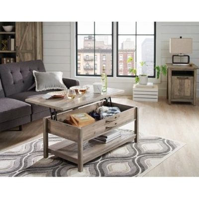 Walmart – Better Homes & Gardens Modern Farmhouse Lift-Top Coffee Table Only $55.00 (Reg $179.00) + Free Shipping