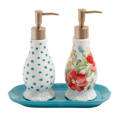 Walmart – The Pioneer Woman Vintage Floral Soap and Lotion Set Only $8.82 (Reg $24.50) + Free Store Pickup