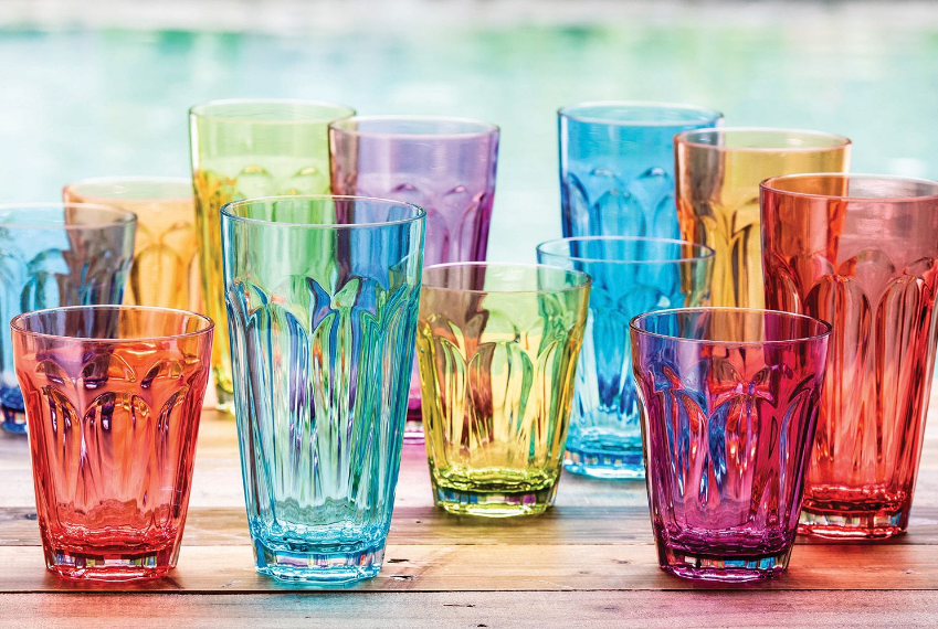 Sam'sClub.com – Tritan Highball and DOF Tumbler Set, 12 Pack (Assorted Colors) Only $15.98, Reg $19.98 + Free Shipping!