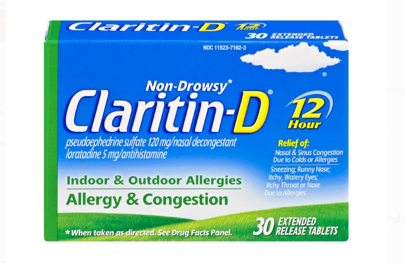 Publix – Claritin 12 HR Allergy Medicine, 30 ct. Box Only $5.99, Reg $14.99!