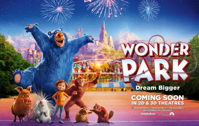 Wonder Park Movie Tickets Only $5 Each (Pre-Order NOW)