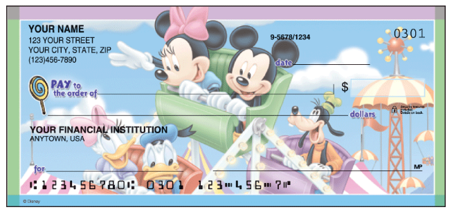 Checks Unlimited – Two Boxes of Custom Checks Only $13.98 Shipped + 60 FREE Address Labels