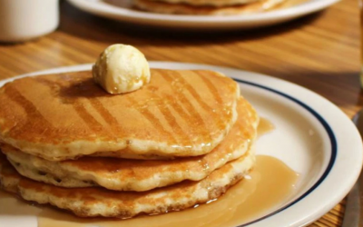 IHOP – FREE Short Stack of Buttermilk Pancakes (March 12th Only)