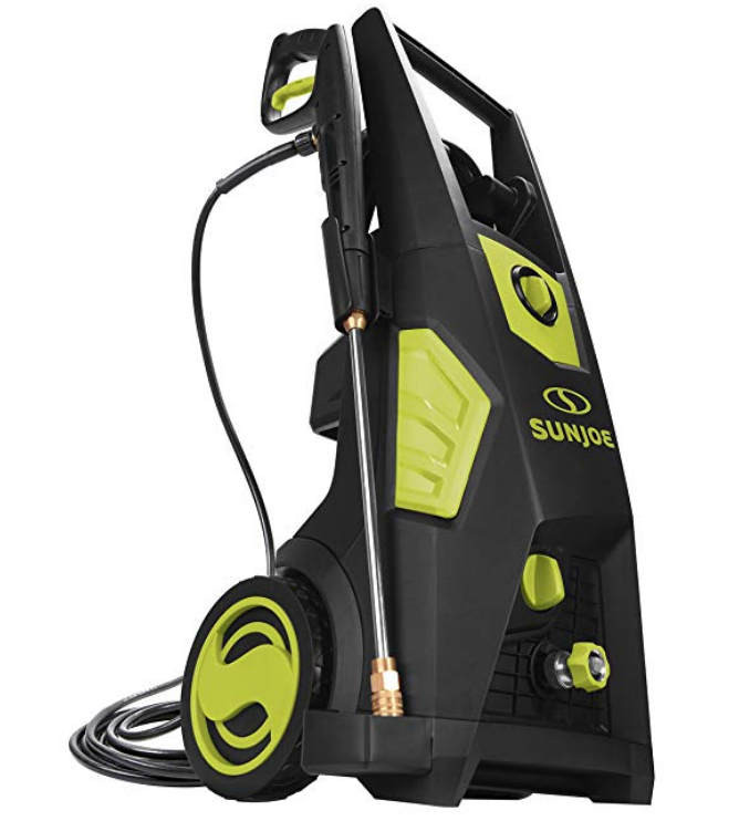 Amazon – Sun Joe Brushless Induction Electric Pressure Washer Only $159.59, Reg $244.99 + Free Shipping!