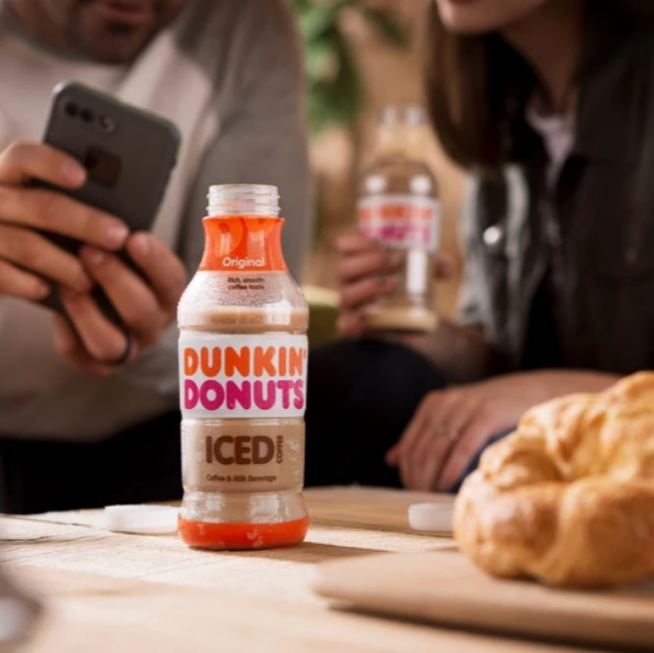 Dunkin Donuts Ready to Drink Iced Coffee 13.7 oz Only 75¢ After Printable Coupon – Print Now!!!!