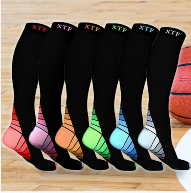 DailySale.com – 6 Pairs Of Compression Socks Unisex – Assorted Sizes Only $18, Reg $49.99 + Free Shipping!