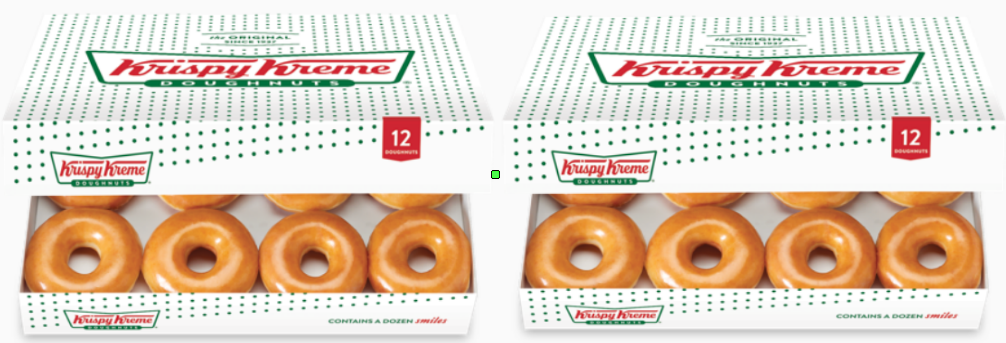 Krispy Kreme – FREE Dozen Glazed Doughnuts