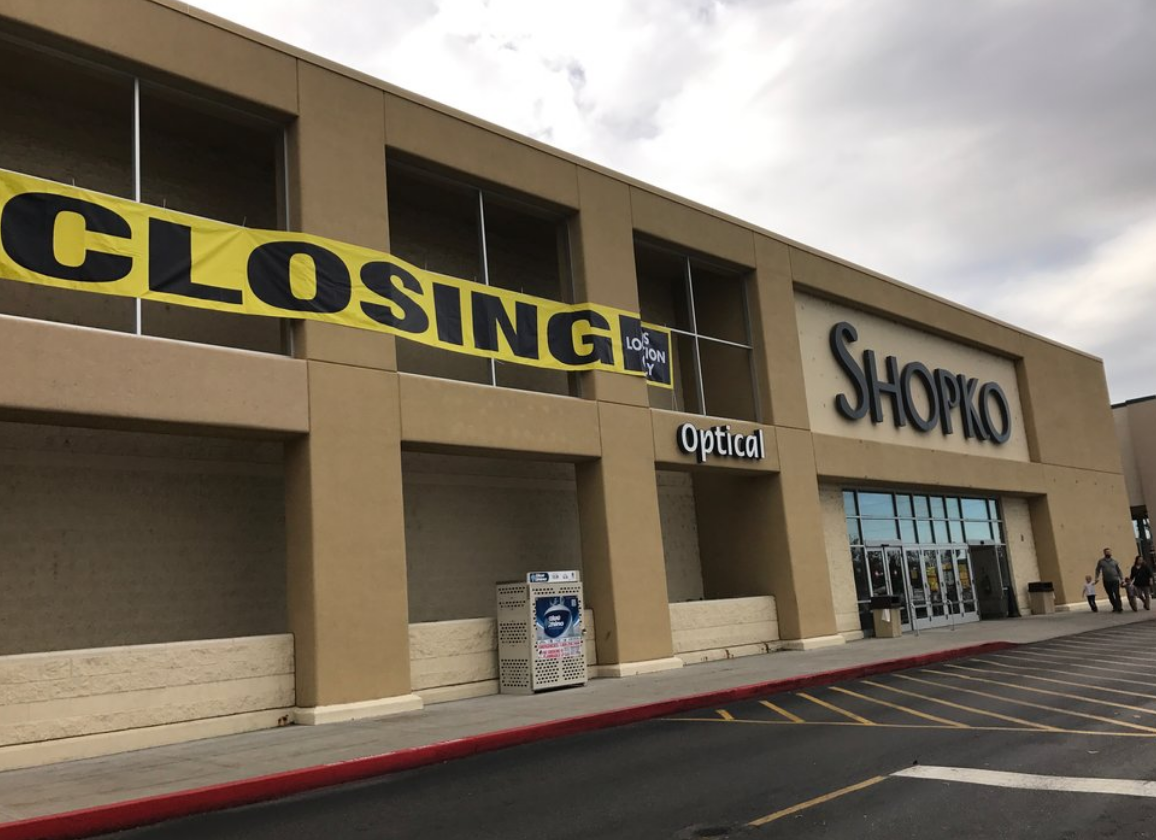 ShopKo To Close All Remaining Stores In June 2019