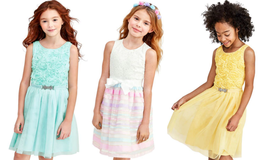 The Children's Place – 60% Off The Entire Site + Free Shipping! Girls Easter Dresses Only $15.98!