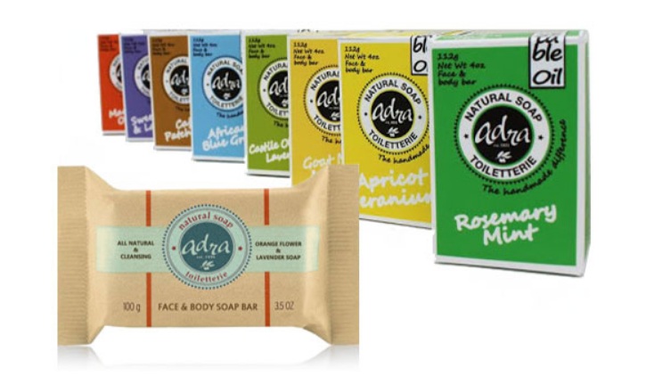 Free Sample of Adra Natural Bar Soap