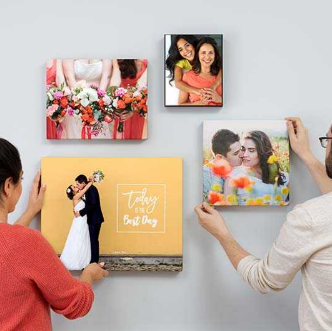 Walgreen's.com – 75% Off Photo Canvas & Wall Decor + FREE Store Pickup!