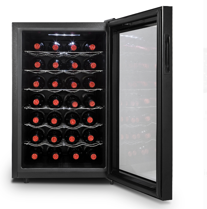 Walmart – RCA 28 Bottle Wine Cooler Only $119.99 (Reg $139.00) + Free Shipping