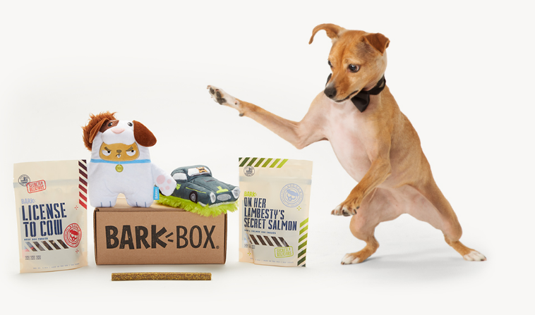 Barkbox – FREE Extra Month of BarkBox + A Free Toy In Every Box + Free Shipping!