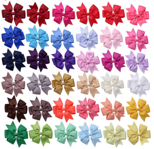 Ebay.com – Save $3 Off A $3.01 Or More Purchase = 20 pcs Hair Bows Set Only $1.54 Shipped!