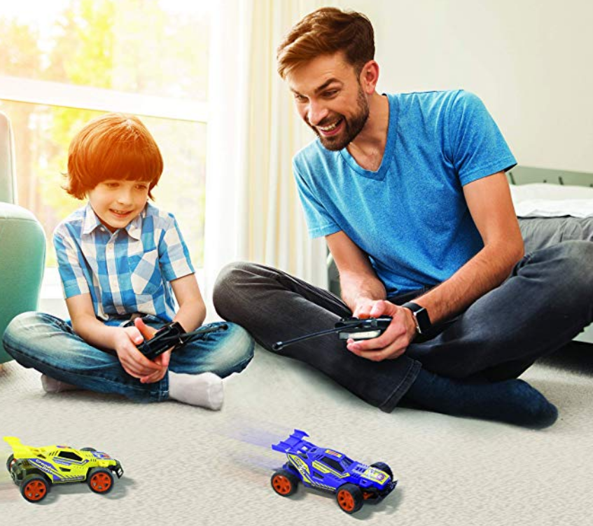 Kidzlane Remote Control Racing Cars ONLY $19.99, Reg. $40 + Free Shipping For Prime Members