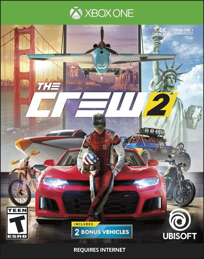 Walmart – The Crew 2Xbox One  Only $19.88 (Reg $59.88) + Free Store Pickup