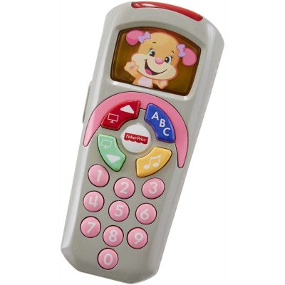 Walmart – Fisher-Price Laugh & Learn Sis' Remote Only $6.95 (Reg $14.99) + Free Store Pickup