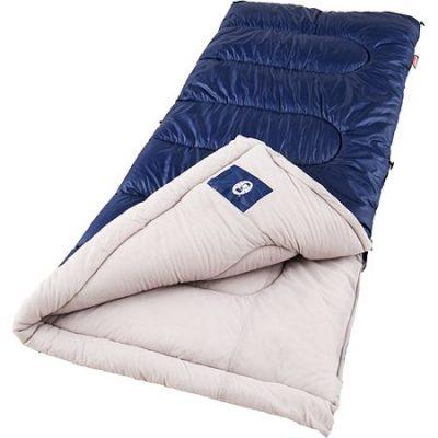 Walmart – Coleman Brazos 30-Degree Sleeping Bag Only $24.99 (Reg $38.49) + Free Store Pickup