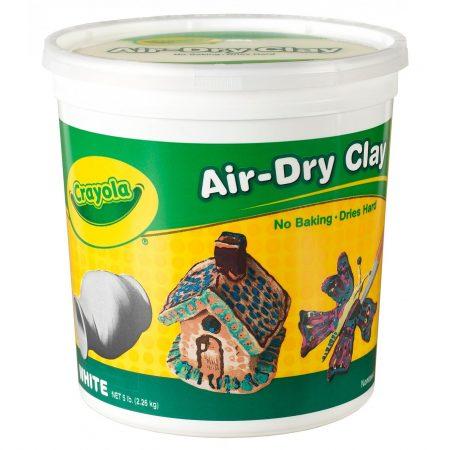 Walmart – Crayola Air Dry Clay Bucket Only $9.44 (Reg $14.13) + Free Store Pickup