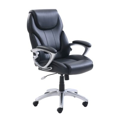 Walmart – True Innovations Bonded Leather Managers Chair Only $109.00 (Reg $129.00) + Free Shipping
