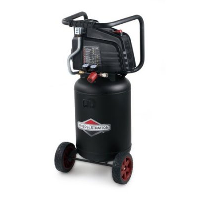Walmart – Briggs & Stratton 10 Gallon 1.5 HP 150 PSI Vertical Air Tank Only $149.99 (Reg $176.00) + Free 2-Day Shipping