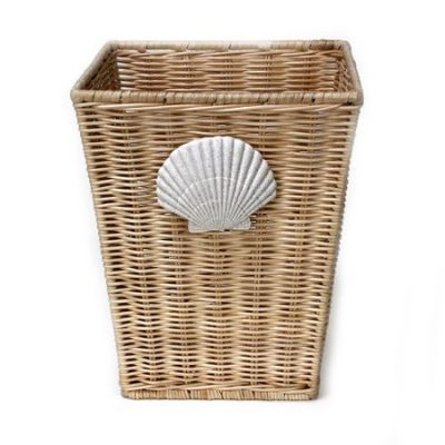 Walmart – Better Homes & Gardens Coastal Wicker Waste Can Only $17.88 (Reg $22.18) + Free Store Pickup