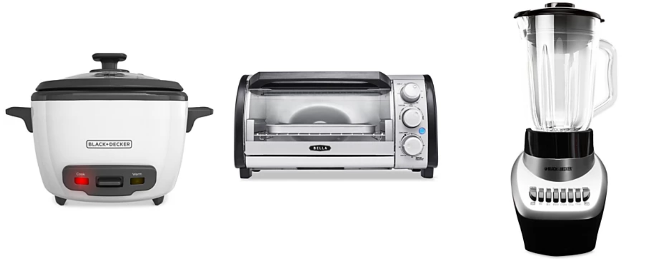 Macy's.com – Bella Kitchen Appliances Only $8.99 After/Mail-In Rebate (Regularly $38+)