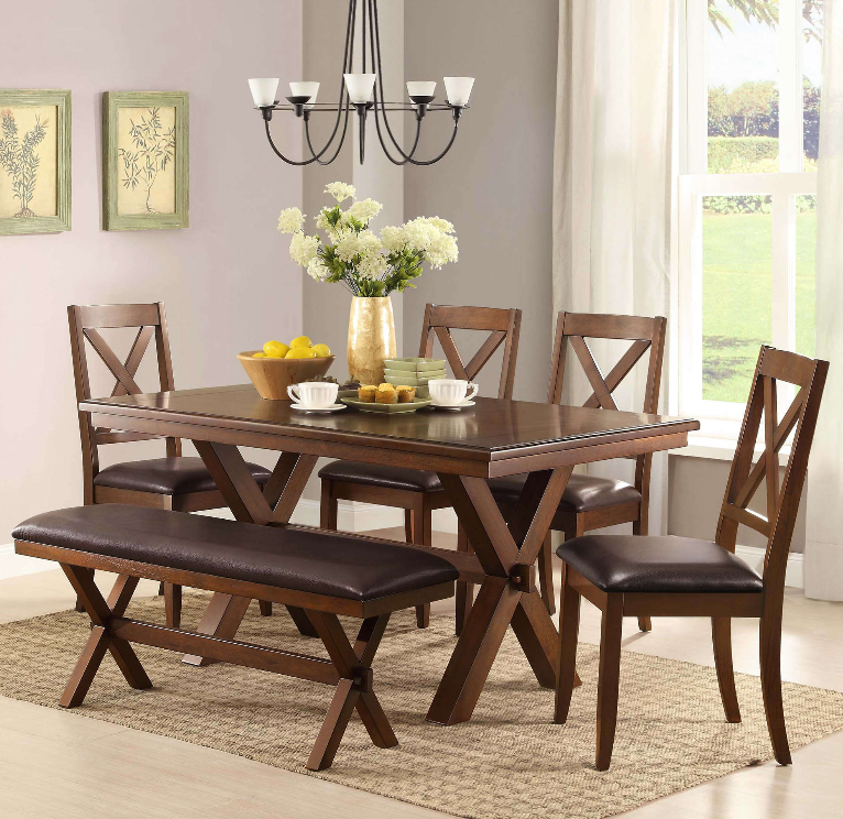 Better Homes And Gardens Maddox Crossing Dining Chair Set: Better Homes & Gardens Maddox Crossing Dining