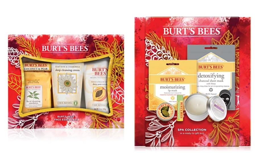 Macy's – 50% Off Burt's Bees Gift Sets = 5-Pc. Spa Collection Set Only $7.50, Reg $19.25 + Free Store Pickup!
