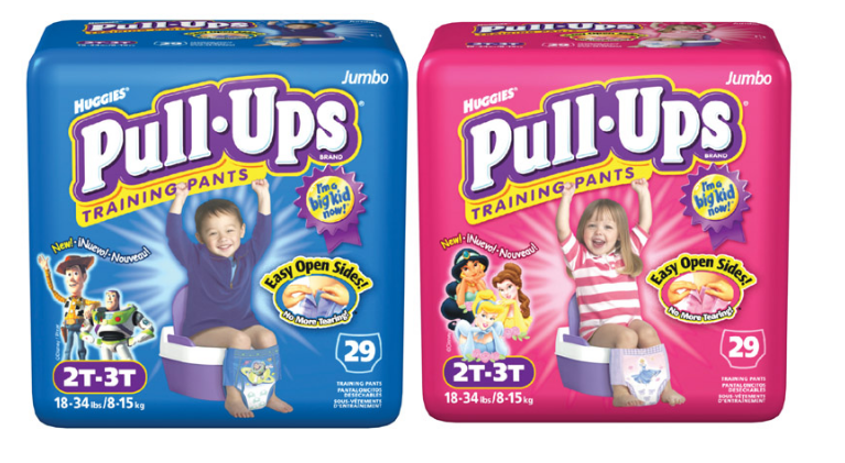 CVS – Huggies' Pull-Ups Jumbo Packs Only $3.10! PRINT YOUR COUPONS NOW!