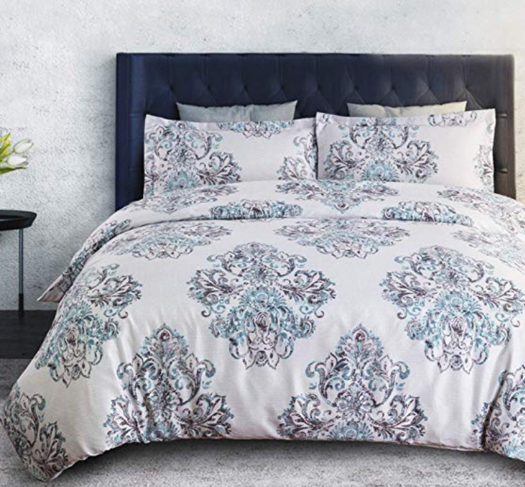 Amazon – Bedsure Duvet Cover Sets As Low As $16.00