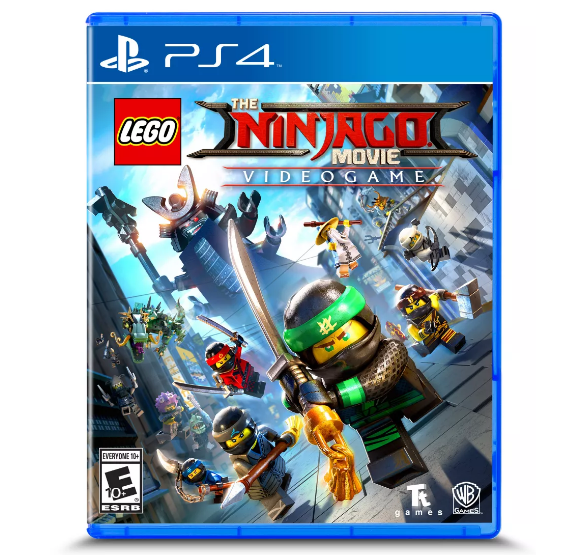 Up to 90% Off Select LEGO Sets and Accessories = The Lego Ninjago Movie Video Game Only $29.99, Reg $59.99