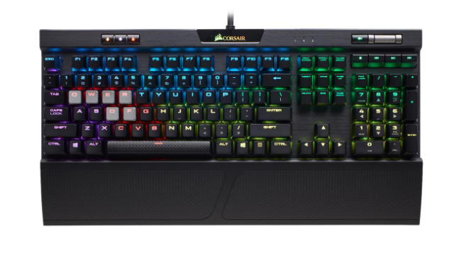 Amazon – CORSAIR K70 RGB MK.2 Mechanical Gaming Keyboard Only $99, Reg $159.99 + Free Shipping!